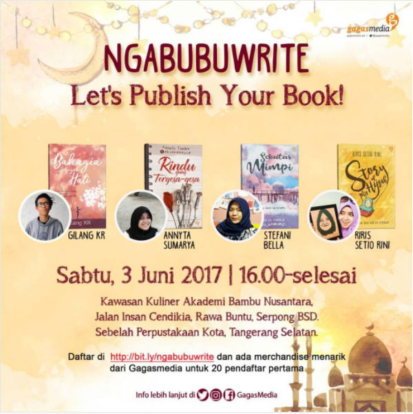 Ngabubuwrite 1 sampai 3 Juni2017