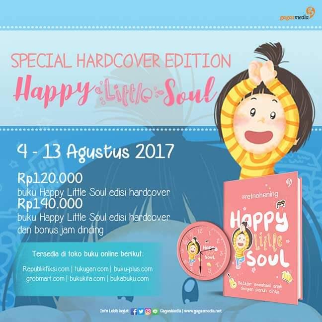 Happy Little Soul edisi hardcover