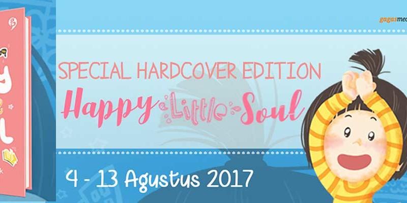 happy little soul hardcover