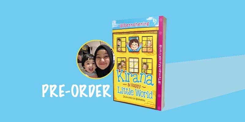 Pre Order Kirana & Happy Little World