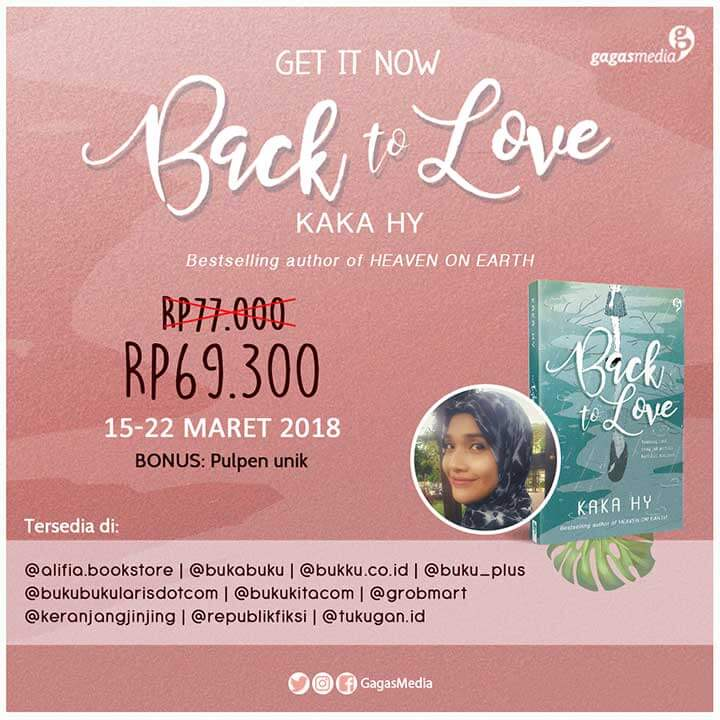 penjualan online back to love
