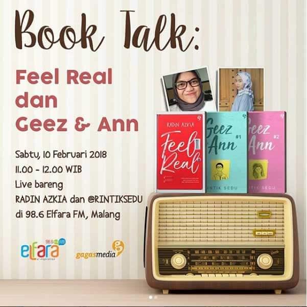 Book_Talk_Feel_Real_dan_Geez_Ann