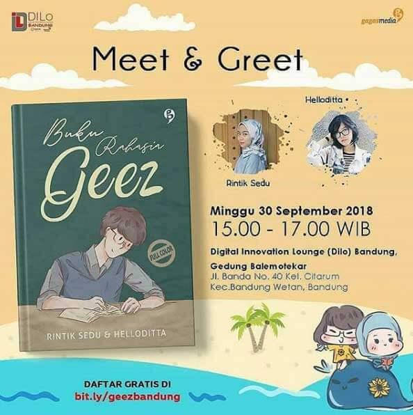 Meet_and_Greet_Buku_Rahasia_Geez_September_2018