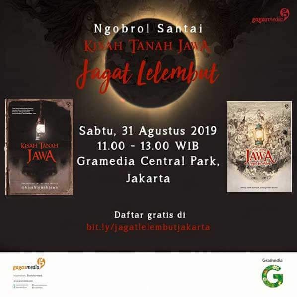 Ngobrol_Santai_Kisah_Tanah_Jawa_Gramedia_Central_Park_Jakarta