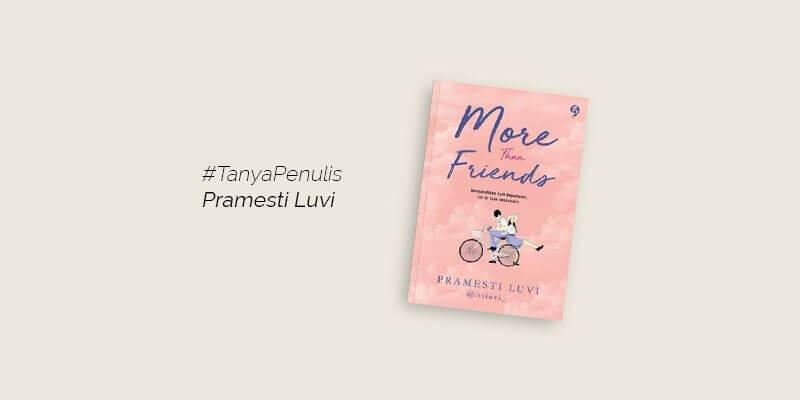 tanya penulis pramesti luvi