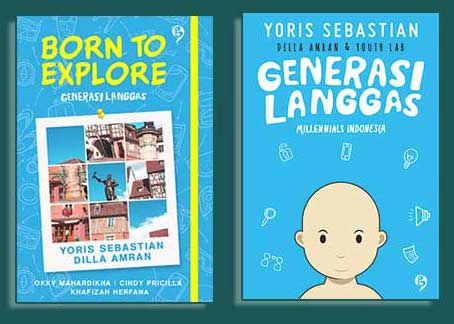 buku generasi langgas born to explore
