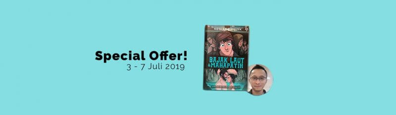 Special Offer Bajak Laut Mahapatih