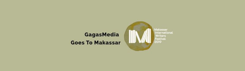 gagasmedia goes to makassar