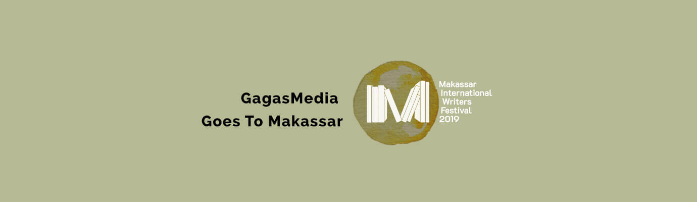 gagasmedia goes to makassar